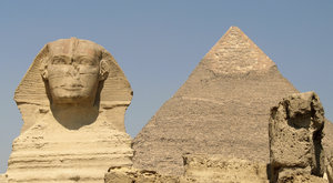 ScanPyramids: Starý Egypt pod rentgenem