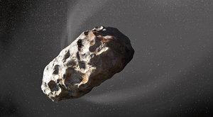 Kamenný vetřelec: Asteroid z jiné soustavy