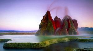 Podivuhodná místa: Gejzír Fly