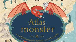 Soutěž o Atlas monster a nadpřirozených bytostí z celého světa