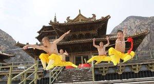 Šaolin: Tajemný klášter kung-fu