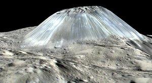 Ceres: Průlet nad trpasličí planetou