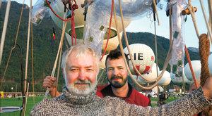 Fousáči v balonu: Češi na Poháru Gordona Bennetta