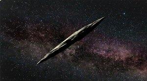 Rudý rampouch: Asteroid 'Oumuamua
