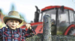 Soutěž o den na farmě s traktorem Zetor