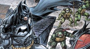 Batman / Želvy nindža: Unikátní komiksový crossover