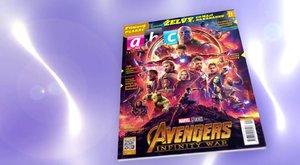 ABC 9/2018: Avengers na vrcholu