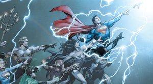 Komiksový svět: Avengers, Strážce galaxie, Znovuzrození od DC česky a festivaly u nás