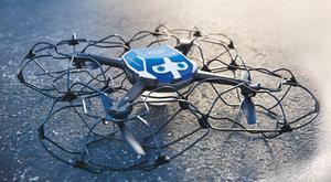 Ohňostroj bez ohně: Show vrežii dronů