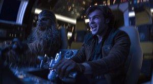 Solo: Star Wars Story střílí první