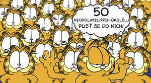 Garfield slaví 40. let! Životopis nejslavnějšího kresleného kocoura