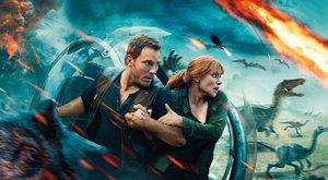 Jurský svět: Zánik říše: Popáté s dinosaury