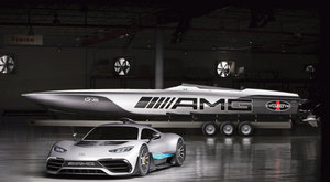 Mercedes-AMG Project One: Superčlun k supersportu