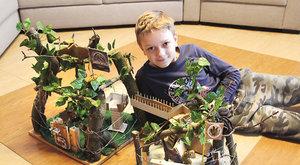 Dinopark Jurský svět: Postav si sám! Jako Martin
