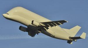 Tak já letím! Airbus Beluga XL konečně ve vzduchu