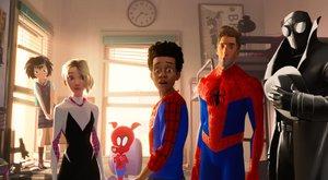 My všichni jsme Spider-Man: Hrdinové Paralelních světů