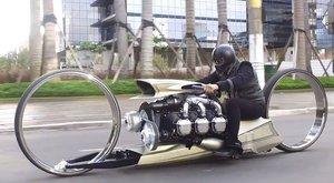 TMC Dumont: Motorka křížená s letadlem