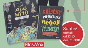 Výherci soutěže o knížky pro hrdiny