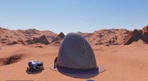 Jak bude vypadat bydlení na Marsu?