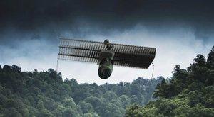Volerian: Nový letoun i způsob létání