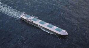 Robo lodě s umělou inteligencí vyplují na moře