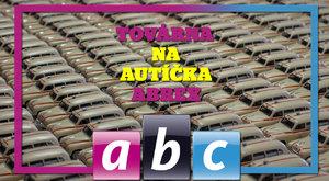 ABC TV: Na návštěvě v továrně na autíčka