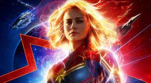 Captain Marvel: Strážkyně galaxie v novém českém traileru