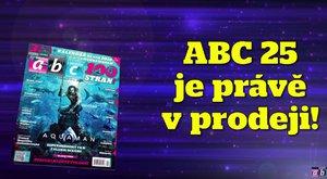 Nové ABC 25-26/2018: Vánoční dvojčíslo! 100 stran a Aquaman