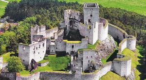 Vývoj hradu 7: Šlechtické hrady