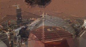 Jak zní vítr na Marsu? Poslechněte si záznam ze sondy InSight
