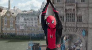 Spider-Man: Daleko od domova - zavítal i knám!