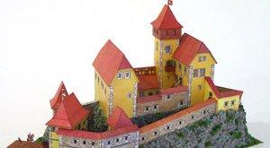 Papírová historie: 40 let papírového hradu Litice