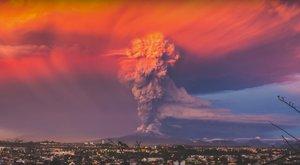 Největší sopečné erupce dneška
