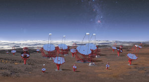 V Chile vyroste observatoř pro studium gama záření