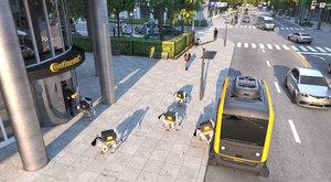 Robopsí doručovatelé: Pošťáci na baterky