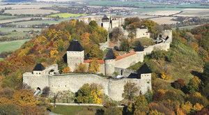 Vývoj hradu 10: Vdýmu střelného prachu