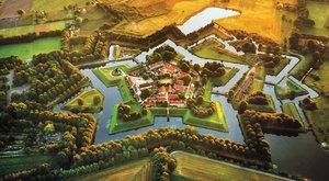 Vývoj hradu 11: Ještě více střelného prachu