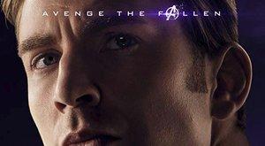 Avengers: Endgame - 32 skvělých plakátů hlavních hrdinů