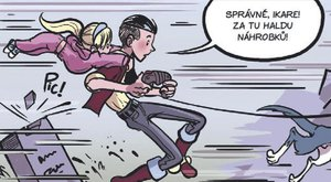 Komiks s rozumem 007: Jak se kreslí komiks - rychlost