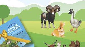 Výherci  soutěže se Sluníčkem o balíček s rodinnou vstupenkou…