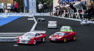 Vodíkový závod s časem: Horizon Grand Prix