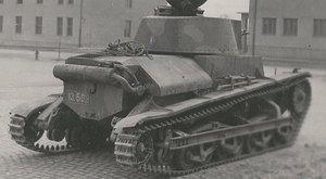 Československé tanky: LT vz. 34