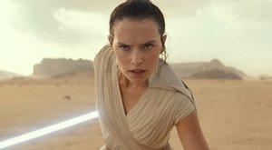 První teaser a název Star Wars: Epizody IX je tady! Podívej se!