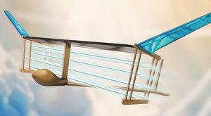 Iontový pohon: Letadlo ze Star Treku