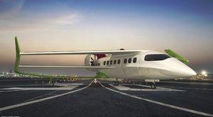 BEHA: Budoucnost letecké dopravy? Tři křídla a jeden motor!