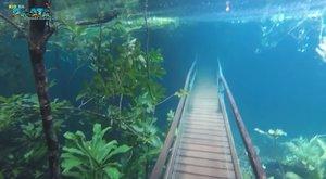 Podivuhodná místa: Krásné záplavy brazilské řeky Olho d'Agua