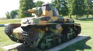 """Československý tank LT vz. 35: Špičková všestranná """"škodovka"""""""