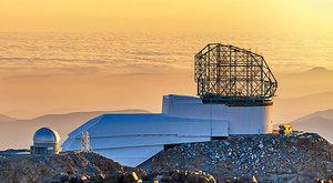 Dalekohled LSST: Největší digitální foťák na světě