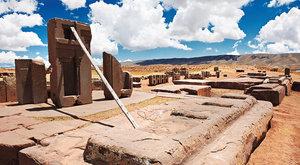 Brána pumy: Vytištěná svatyně Inků