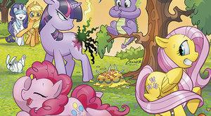 Soutěž o komiks My Little Pony